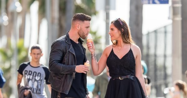 Love Island's Jessica Shears and Dom Lever put loved-up display