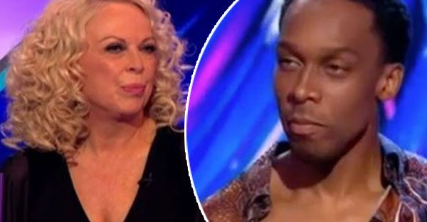 Torvill and Dean Dancing On Ice: Dan Whiston talks Lemar Obika skate off