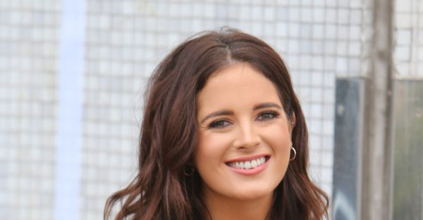 Made In Chelsea's Binky Felstead looks incredible in spotty jumpsuit as she steps out with daughter India