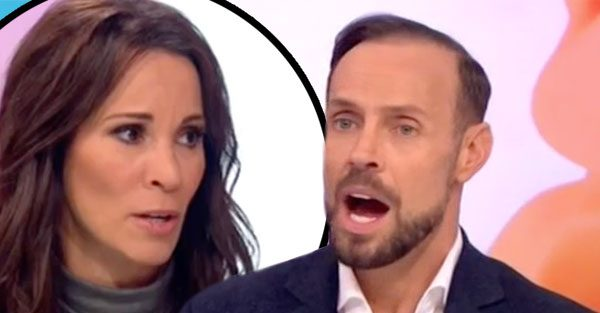 Jason Gardiner forced to DENY insulting Andrea McLean