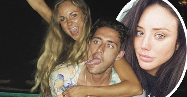 Has Stephen Bear pushed ex Charlotte Crosby too far?