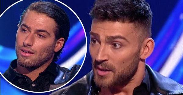 Dancing On Ice: Jake Quickenden scared of Kem Cetinay