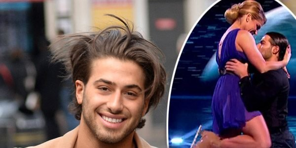 Dancing on Ice's Kem Cetinay almost sliced off his manhood during risky stunt