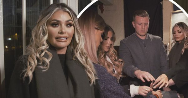 Chloe Sims WALKED OUT of filming on Celebrity Ghost Hunt