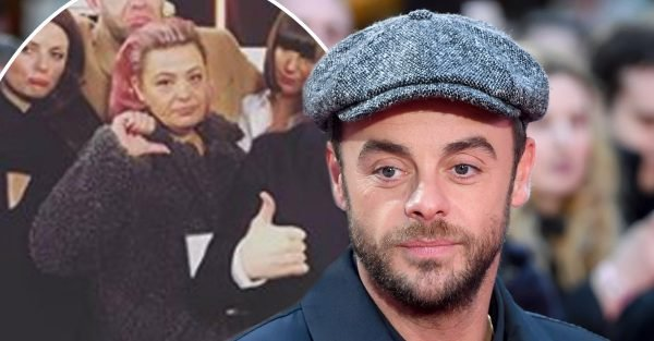 Ant McPartlin and Lisa Armstrong return to Britain's Got Talent