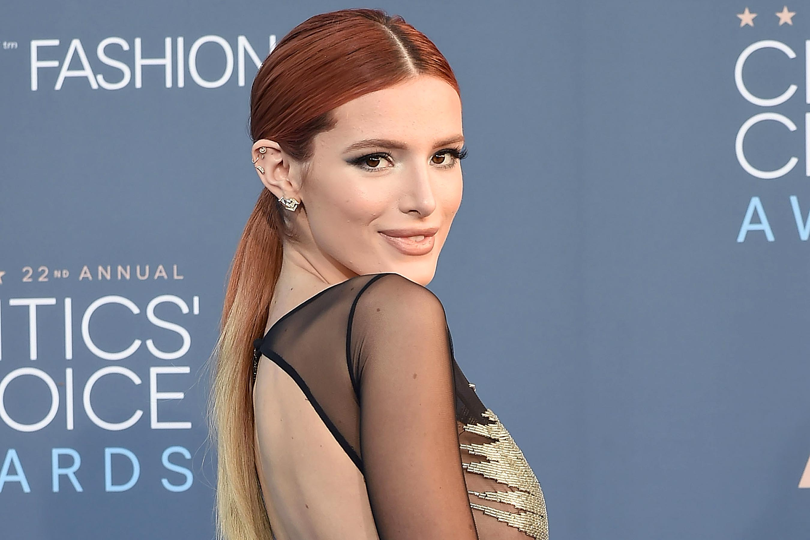 Bella Thorne describes physical and sexual abuse she endured until age 14