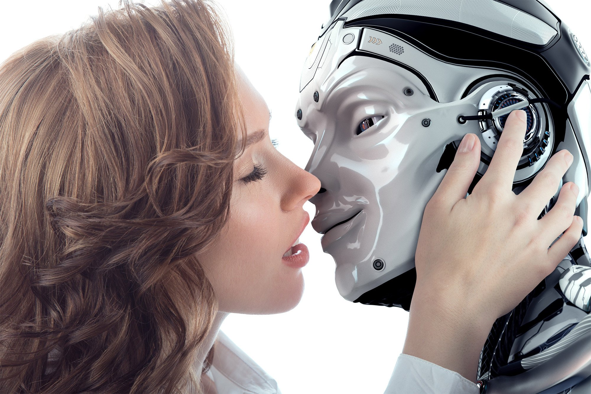 """Dashing' sex robots could make men obsolete"