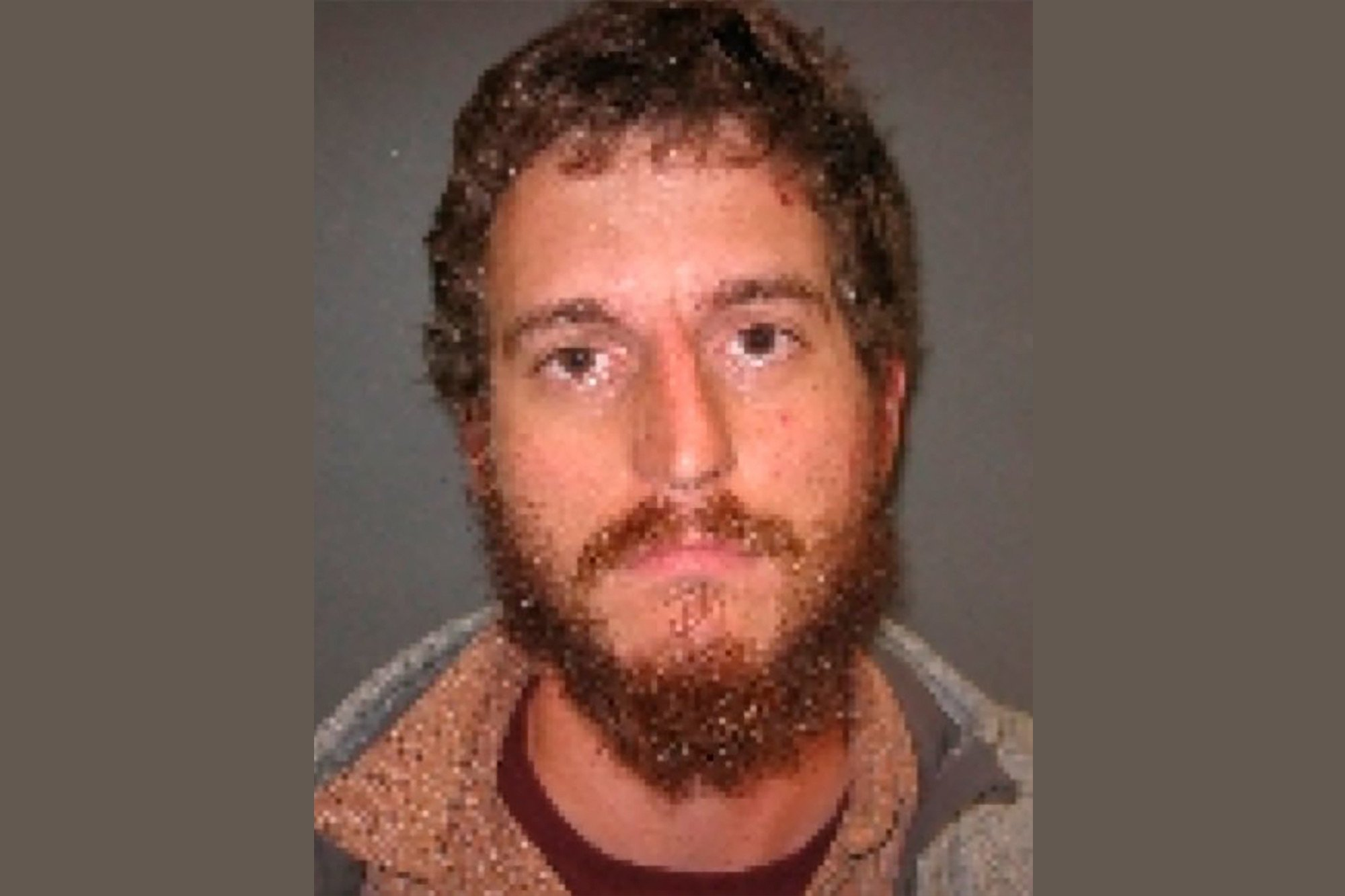 White supremacist accused of terrorism in Amtrak attack