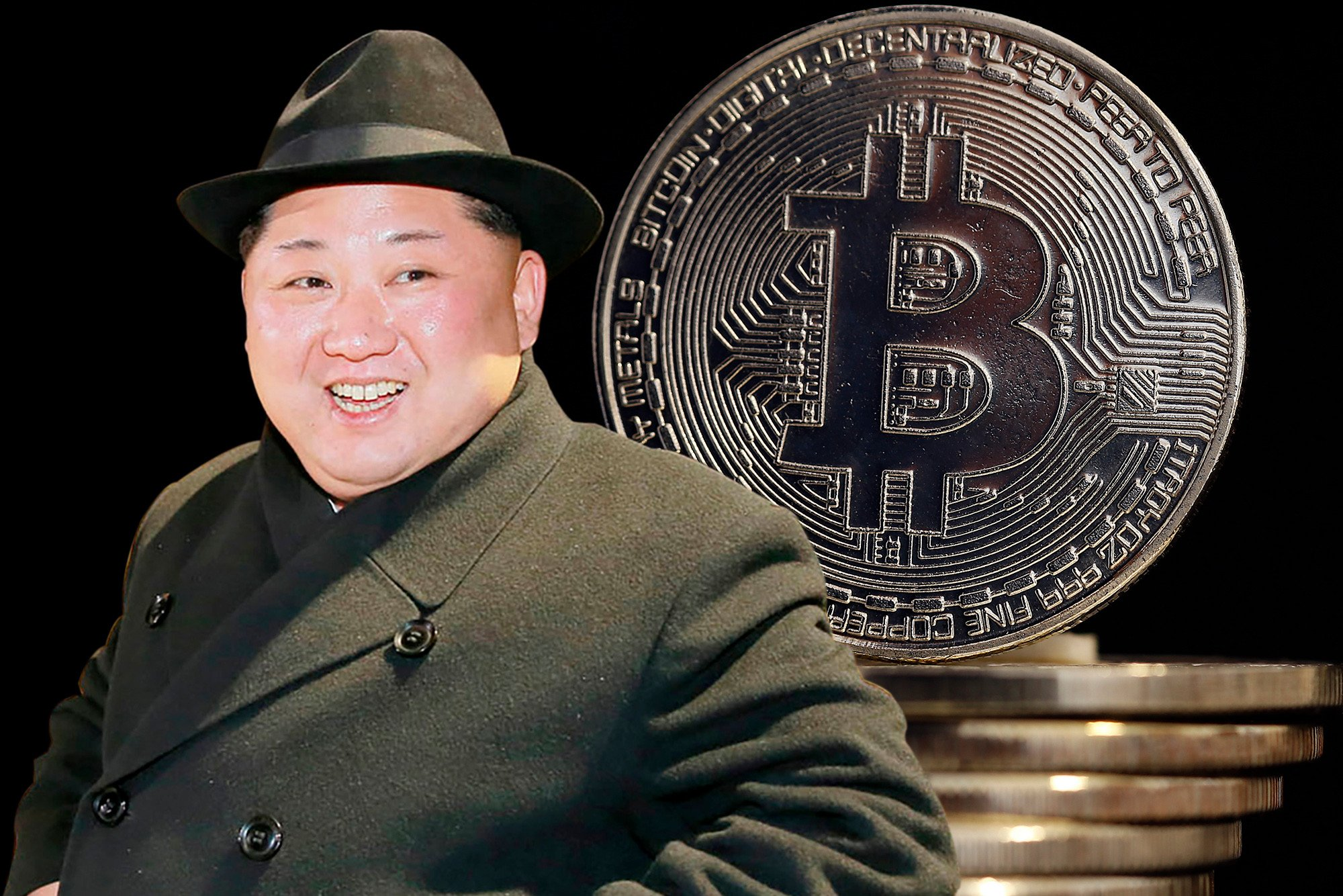 North Korean caught secretly mining bitcoin rival