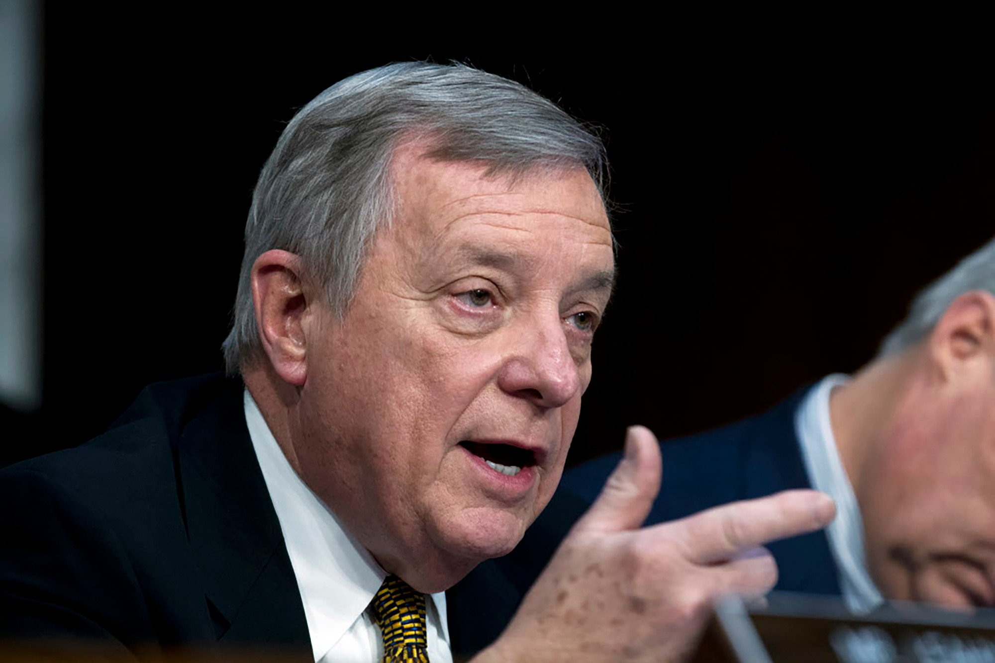 Dick Durbin doubles down on claim Trump used 'shithole' slur