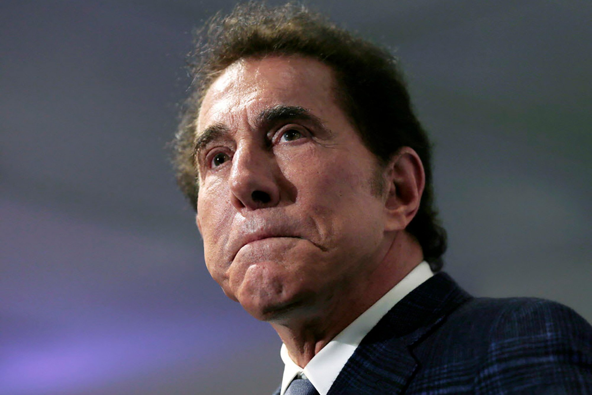 Wynn Resorts stock tumbles after sex assault claims