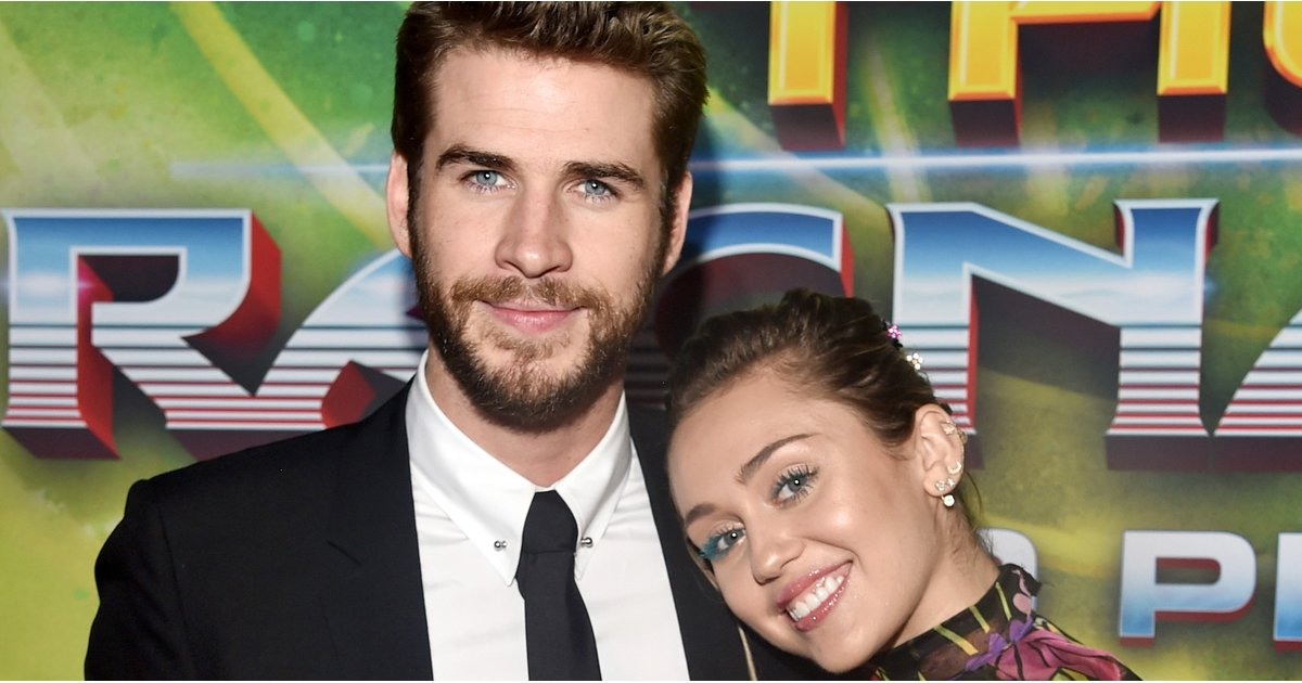 Miley Cyrus Professes Her Love For Liam Hemsworth on His 28th Birthday