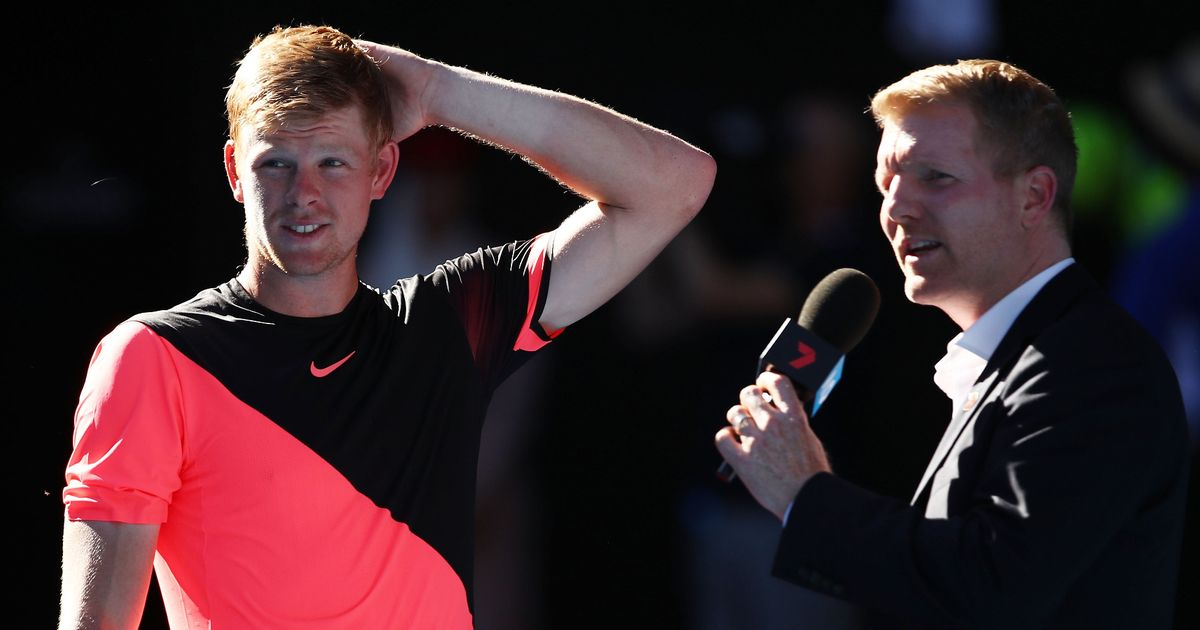 Kyle Edmund's forehand hailed as the best in tennis as he makes Aussie Open semi