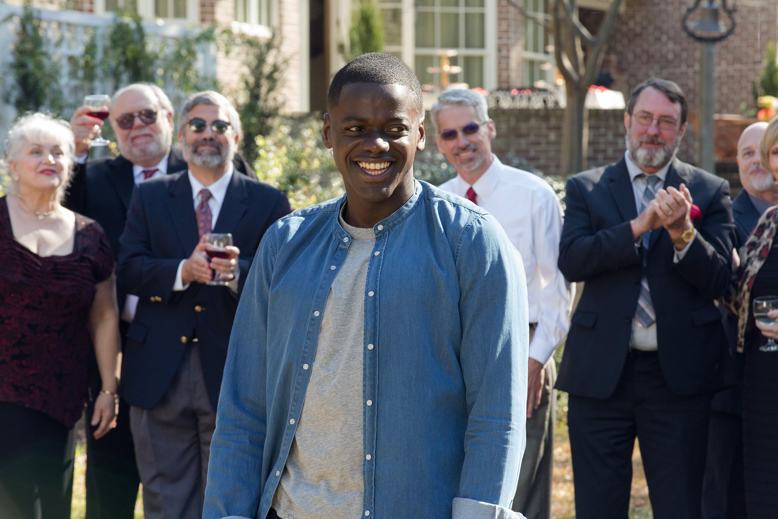Get Out: How Daniel Kaluuya related to the racist party scene