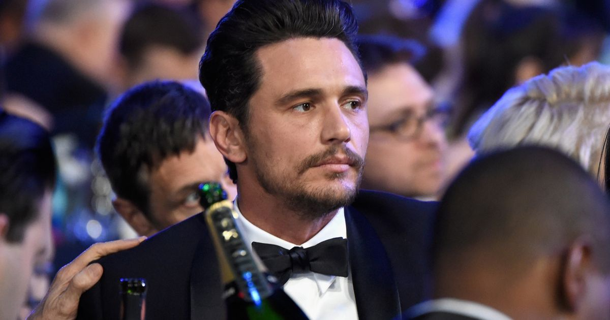 James Franco keeps low profile at SAG Awards amid sexual misconduct allegations