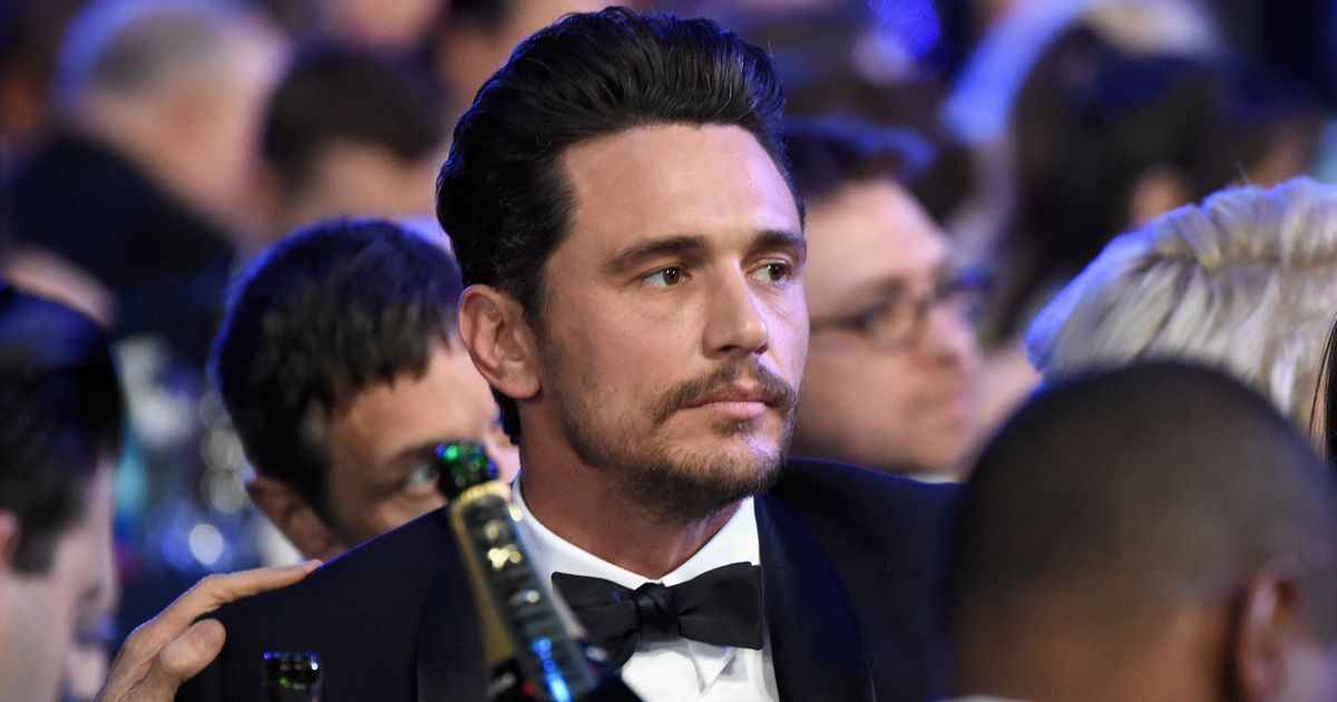James Franco snubbed by Oscars amid 'sexually inappropriate behaviour' claims
