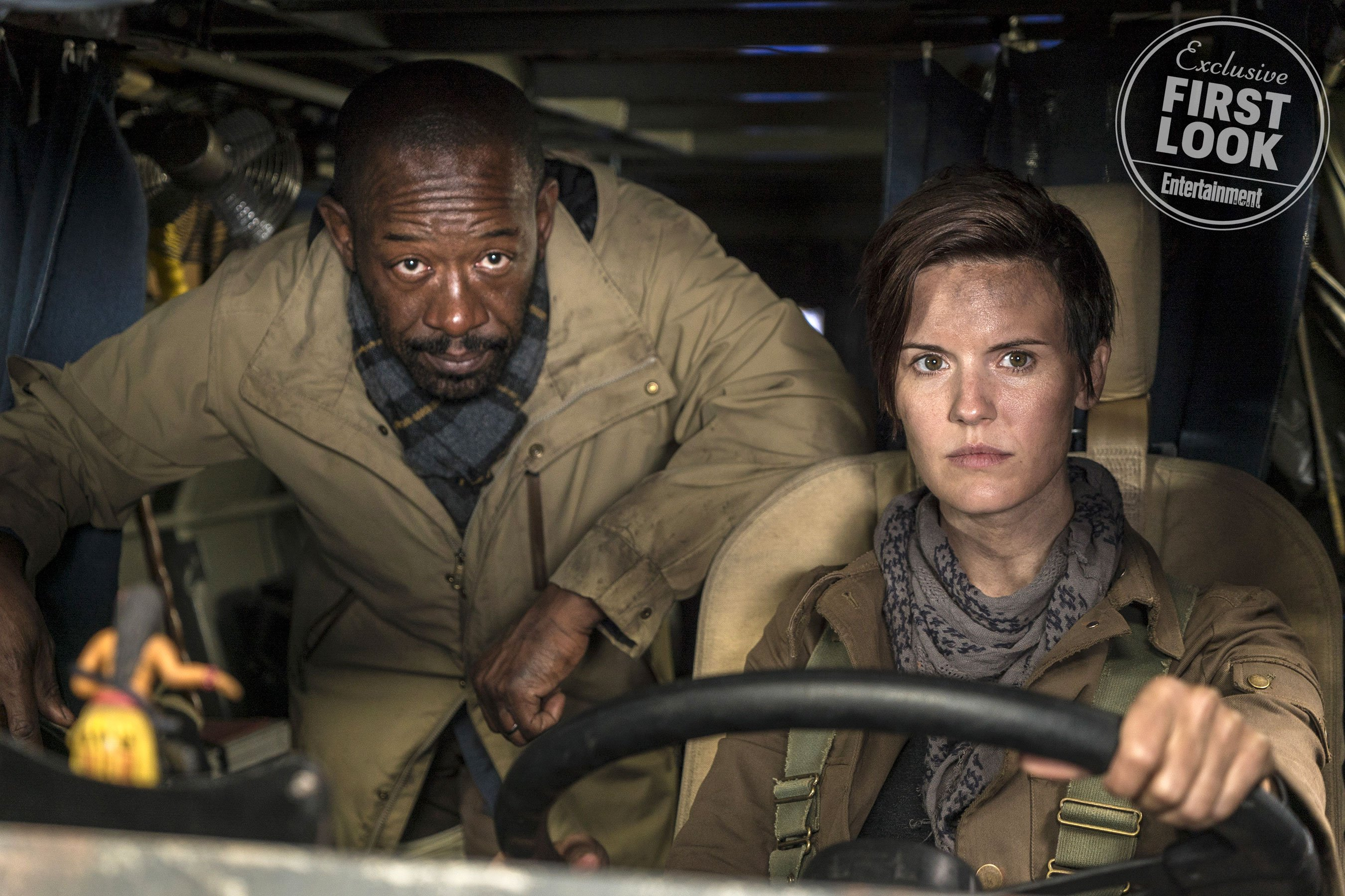 Fear the Walking Dead season 4 premiere date announced