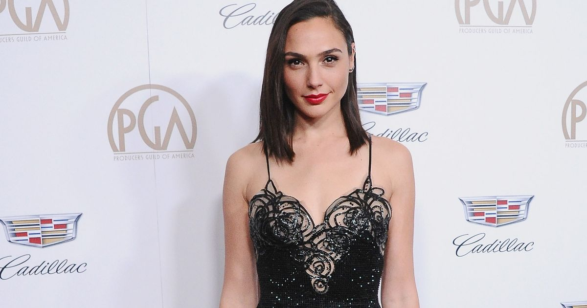 Gal Gadot leads PGA Awards best dressed with Wonder Woman inspired gown