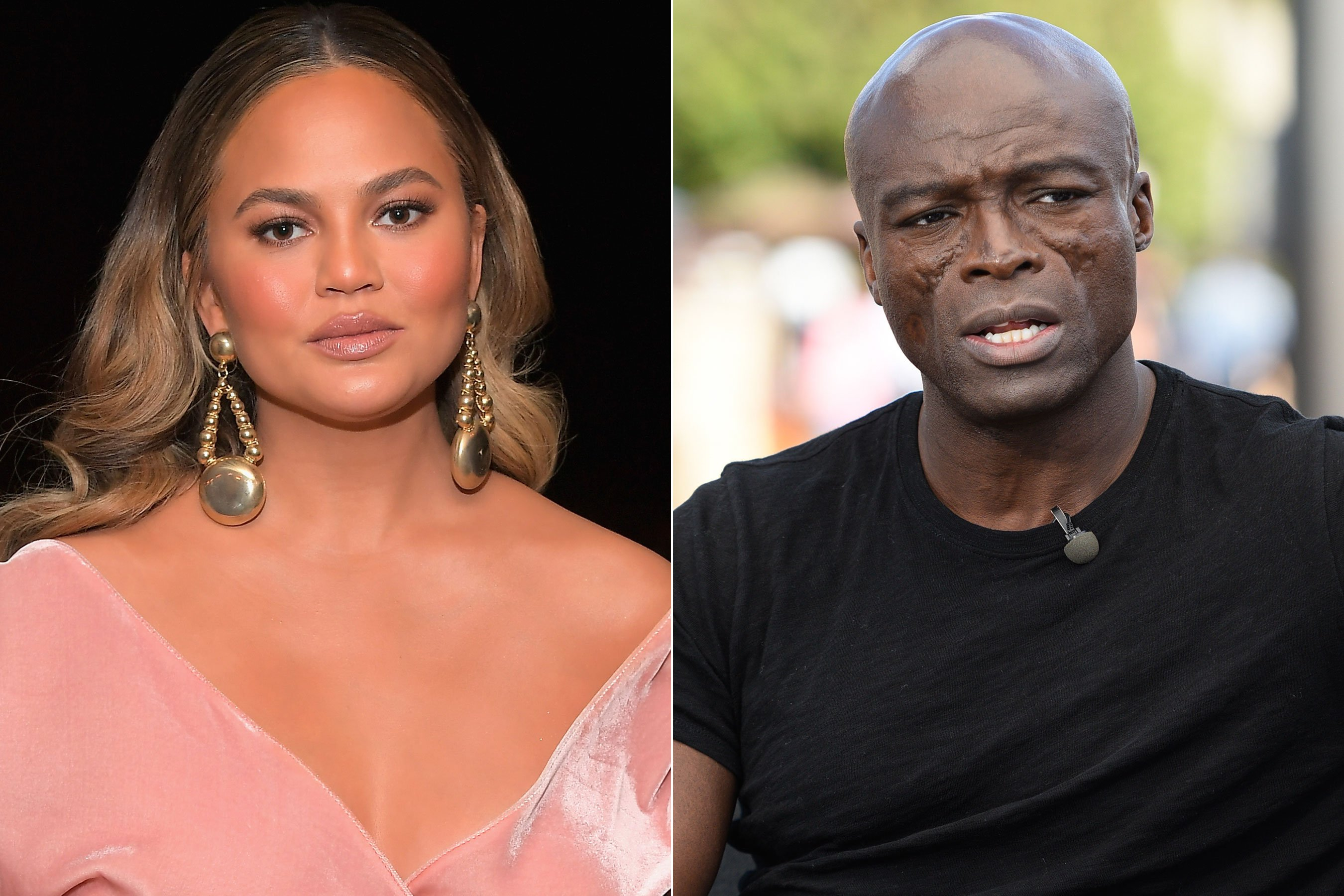 Oprah Winfrey: Chrissy Teigen slams Seal over Harvey Weinstein meme