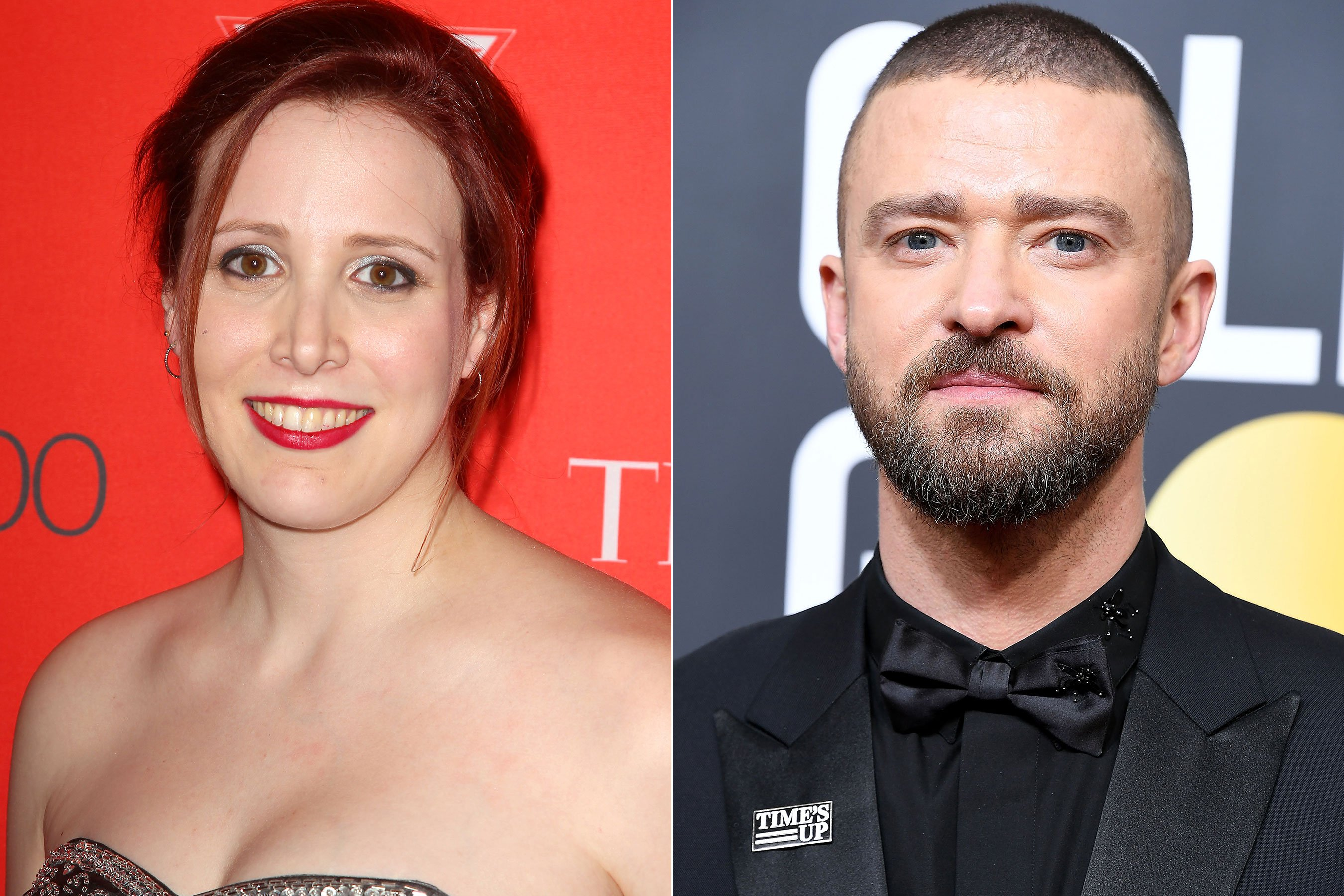 Dylan Farrow calls out Justin Timberlake for working with Woody Allen