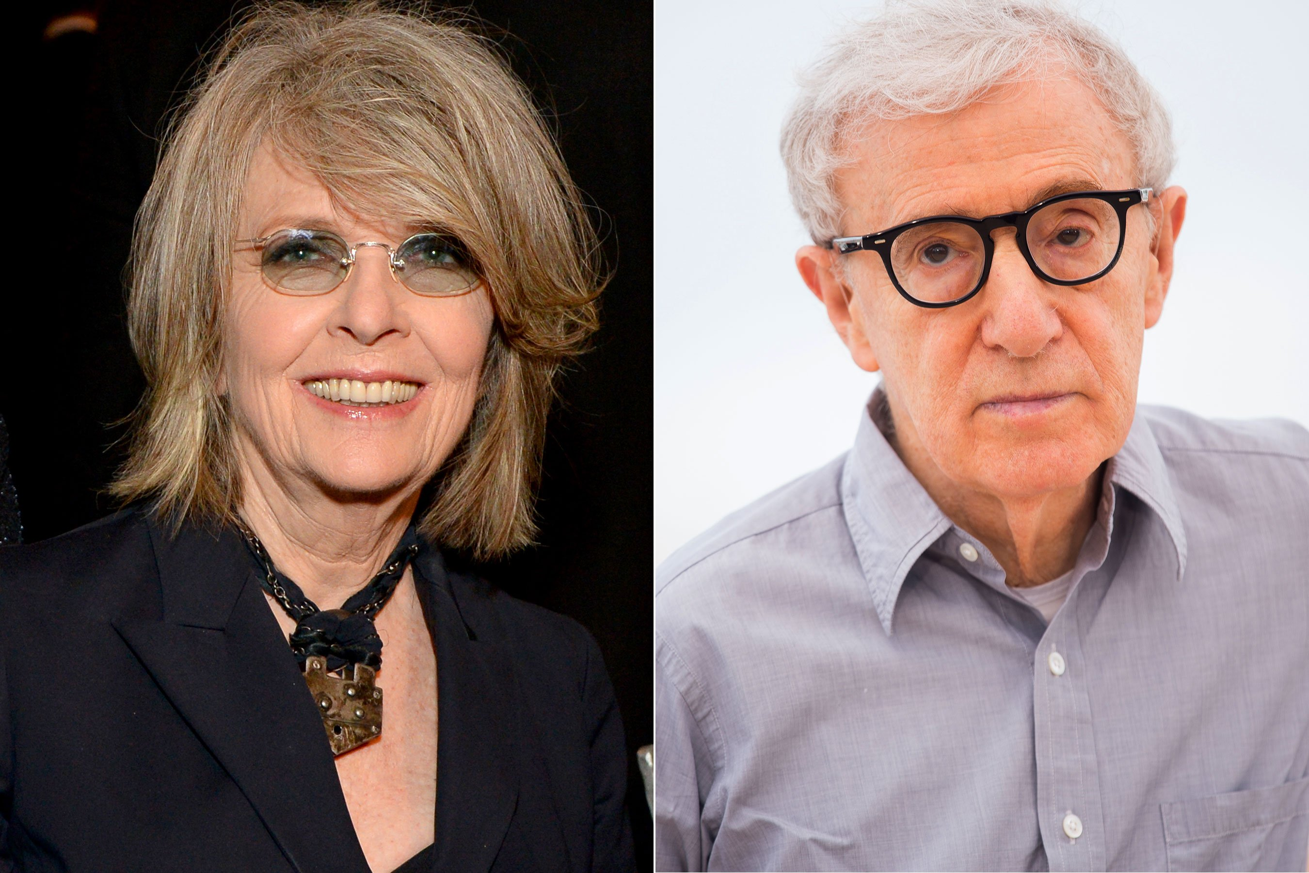 Diane Keaton stands by Woody Allen amid sexual abuse accusations