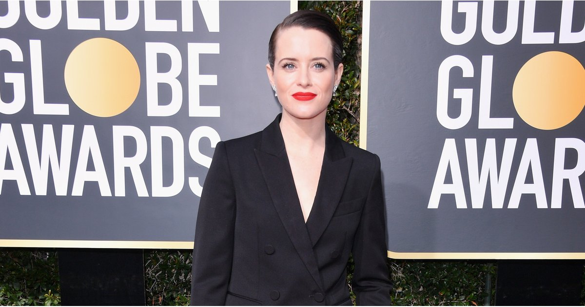 At This Year's Golden Globes, Babes in Suits Stole the Show