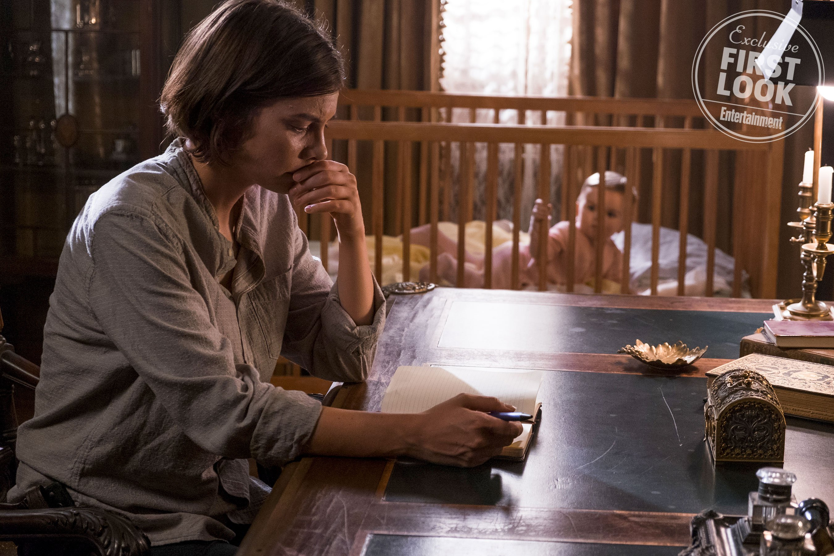 The Walking Dead: Lauren Cohan on Maggie's path of vengeance