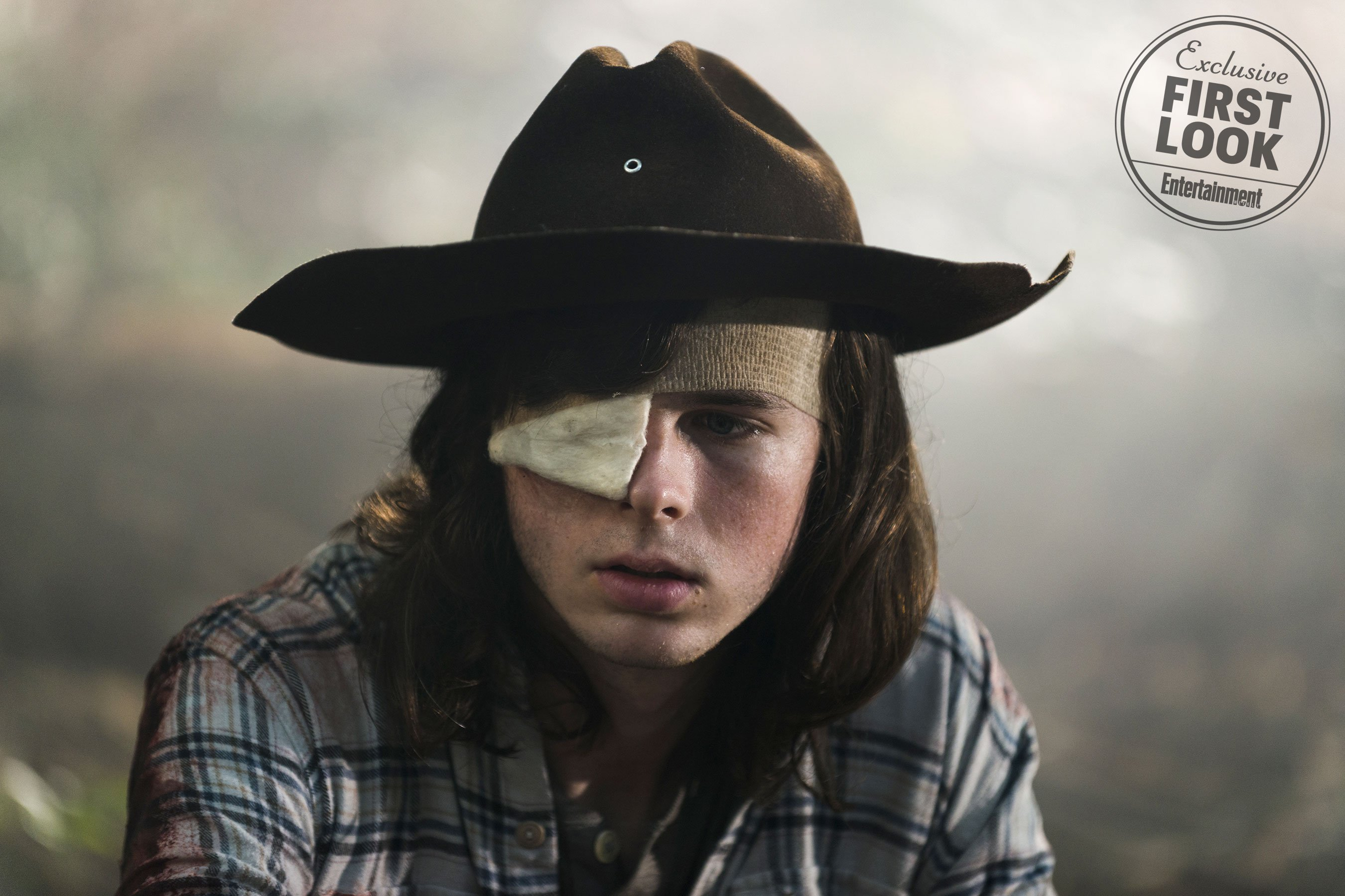 The Walking Dead creator defends killing Carl
