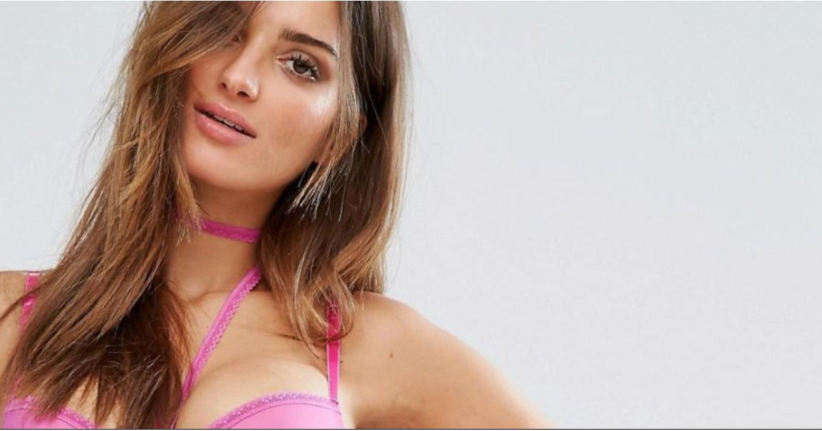 13 Sexy Pink Lingerie Pieces That Will Make You Feel Your Best This Valentine's Day