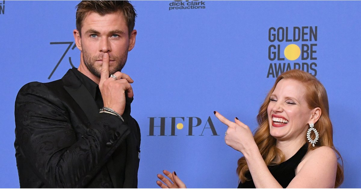 #NoFilter: 46 Candid Golden Globes Moments You Definitely Didn't See on TV