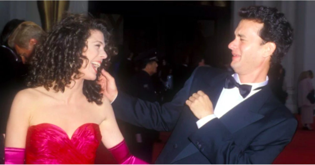 43 Pictures That Will Make You Appreciate Tom Hanks and Rita Wilson's 3-Decades-Long Relationship
