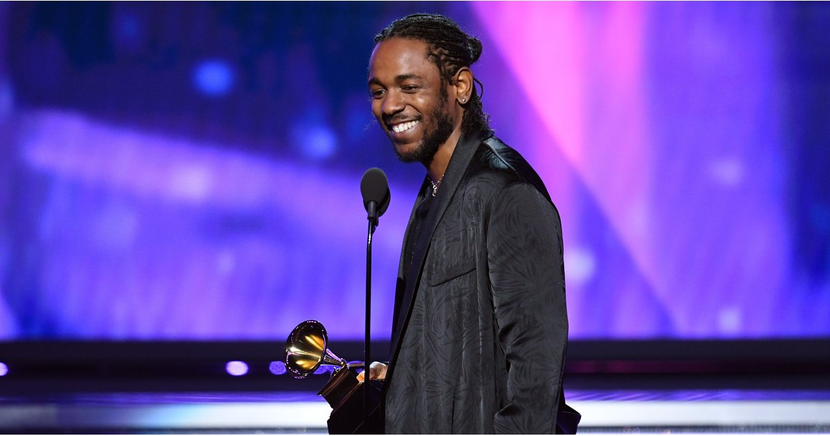 Kendrick Lamar's Grammys Speech Will Remind You What's Most Important in Life