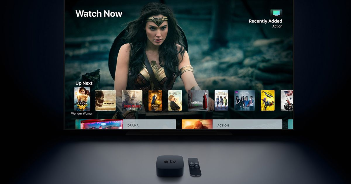Apple TV has had a flash 4K makeover – but here's what it's still missing