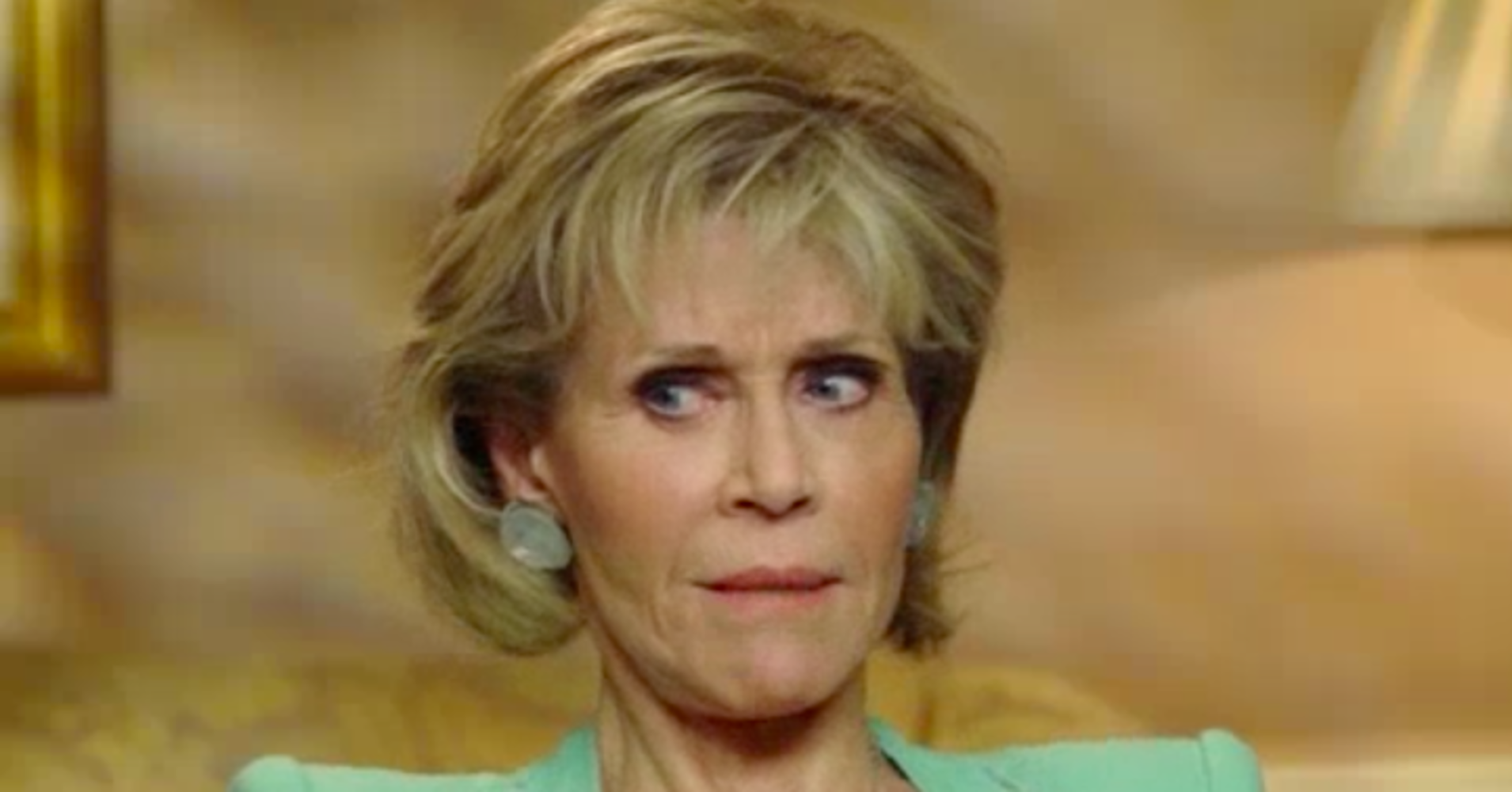 Jane Fonda Was Asked About That Megyn Kelly Interview And Gave Another Iconic Answer