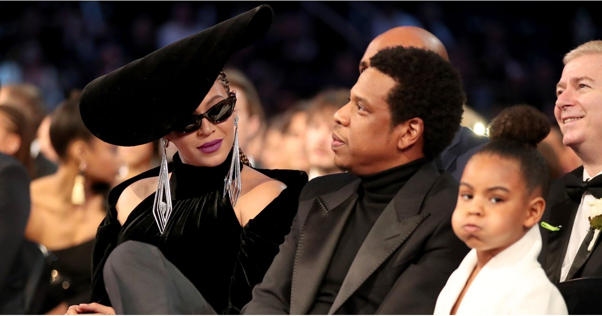 Blue Ivy Held Court at the Grammys Like It Was No Big Deal