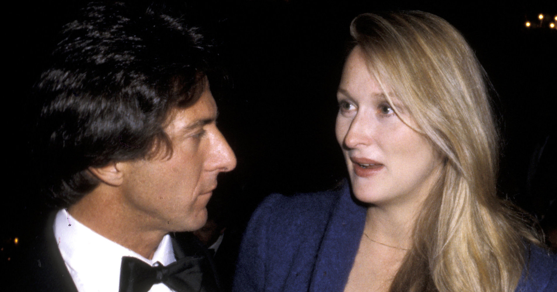 Meryl Streep Recalls That Time Dustin Hoffman Slapped Her On Set