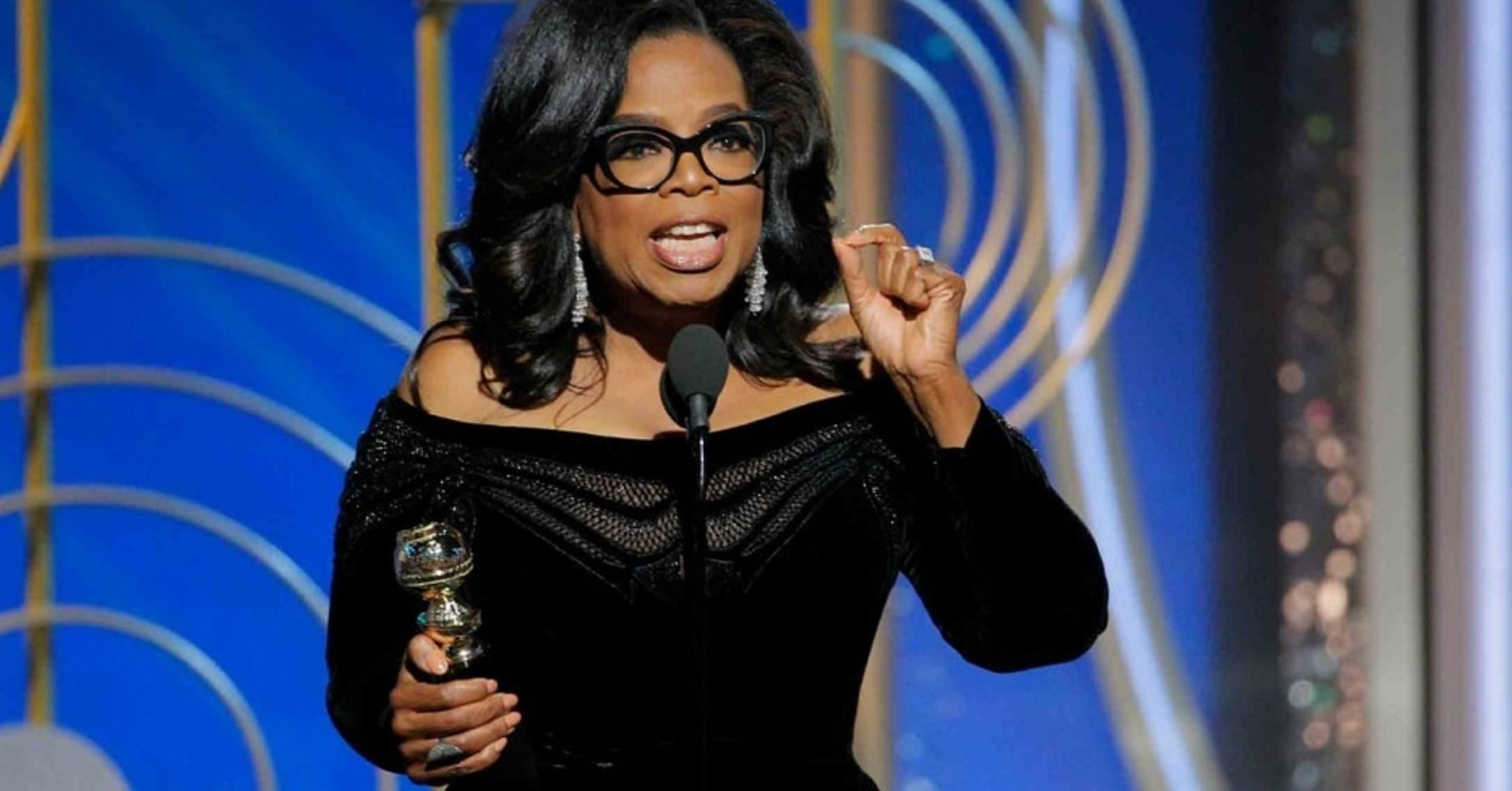 Dear Oprah And Other Celebrities, Please Don't Run For President