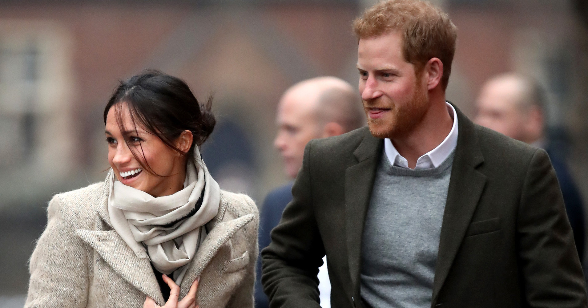 Prince Harry And Meghan Markle Make First Public Appearance Of 2018