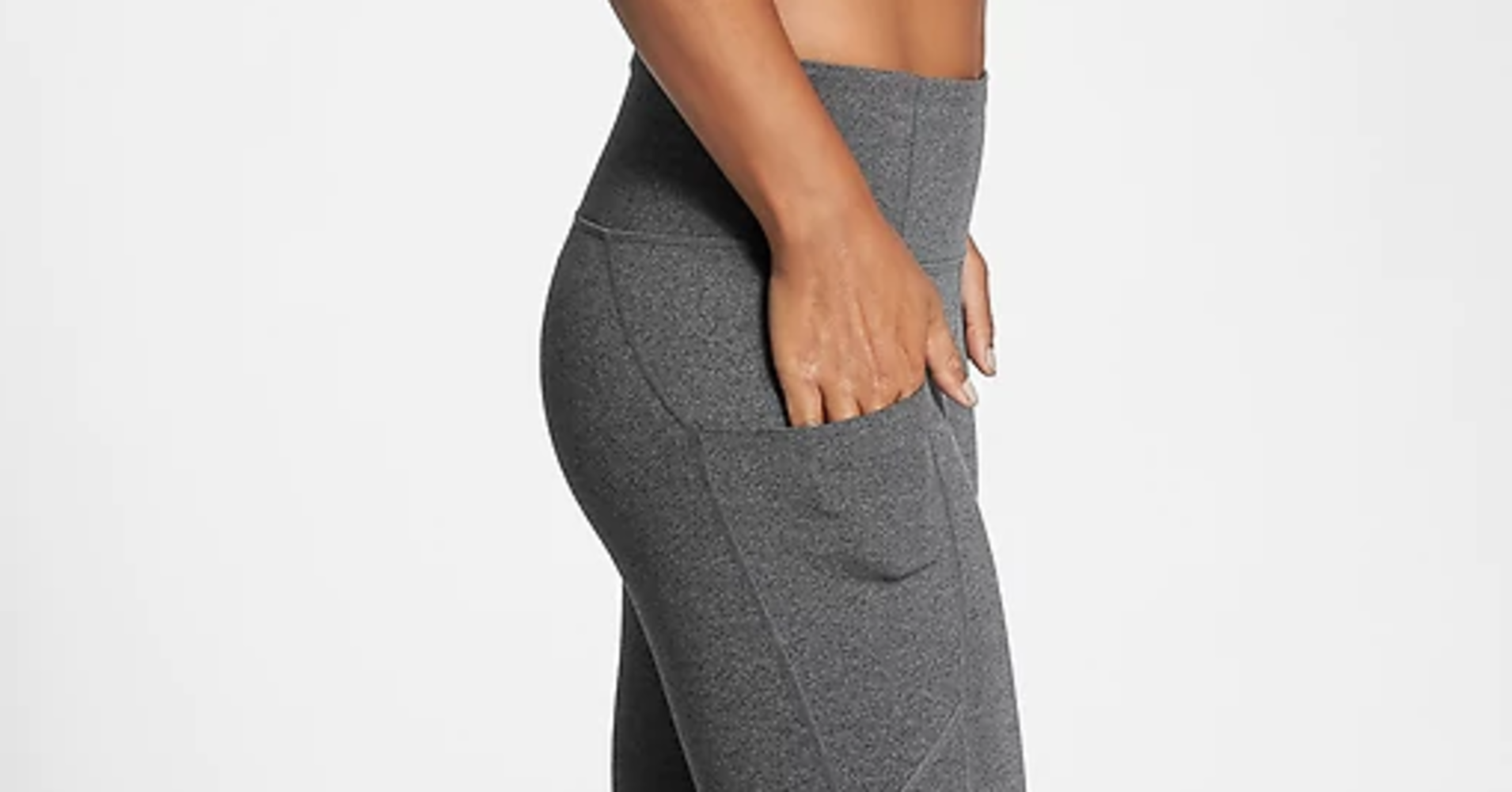 13 Yoga Pants With Pockets That'll Make Your Workout SO Much Better