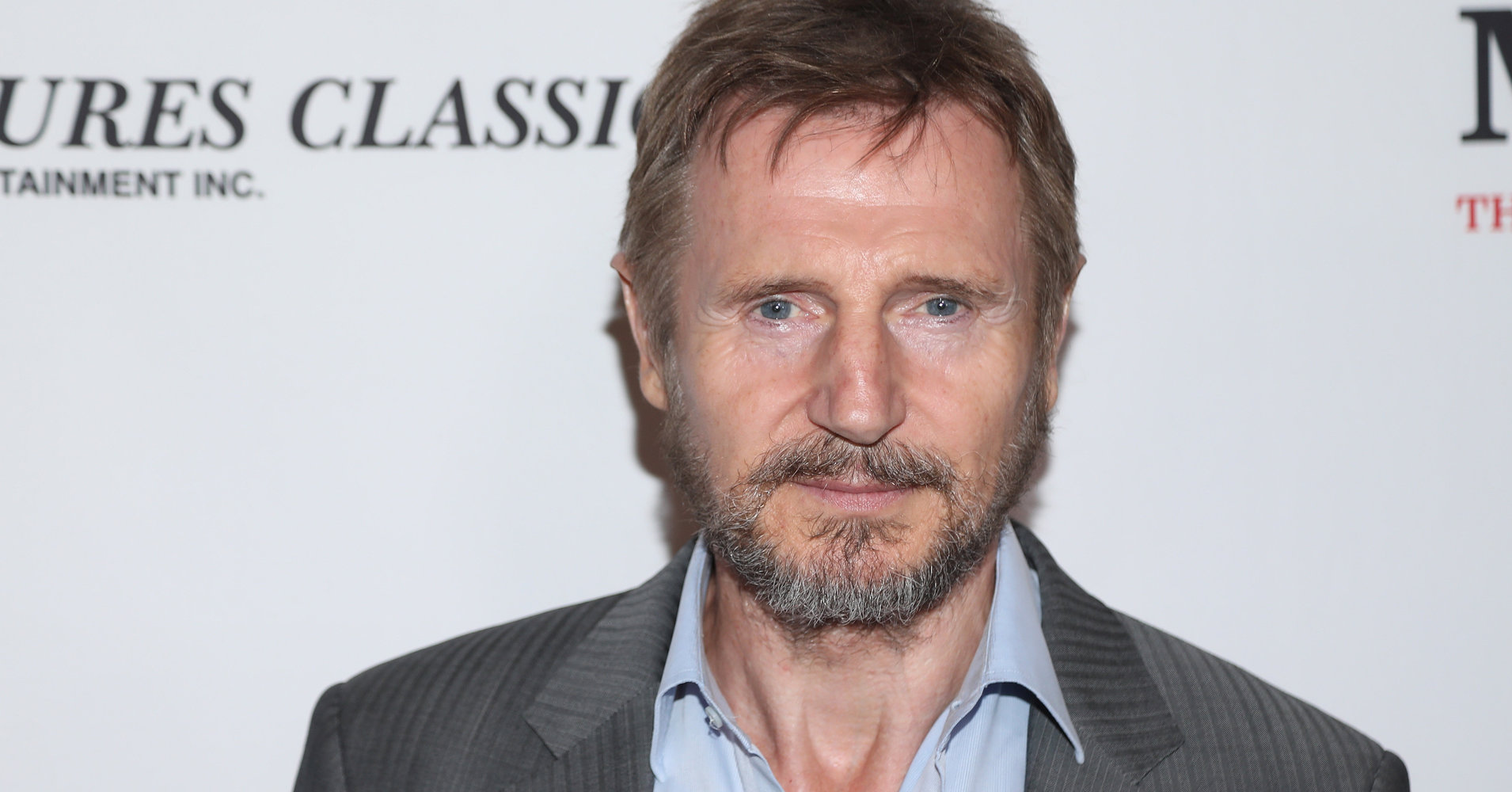 Liam Neeson Says Pay Gap Is 'Disgraceful' But Won't Take A Pay Cut