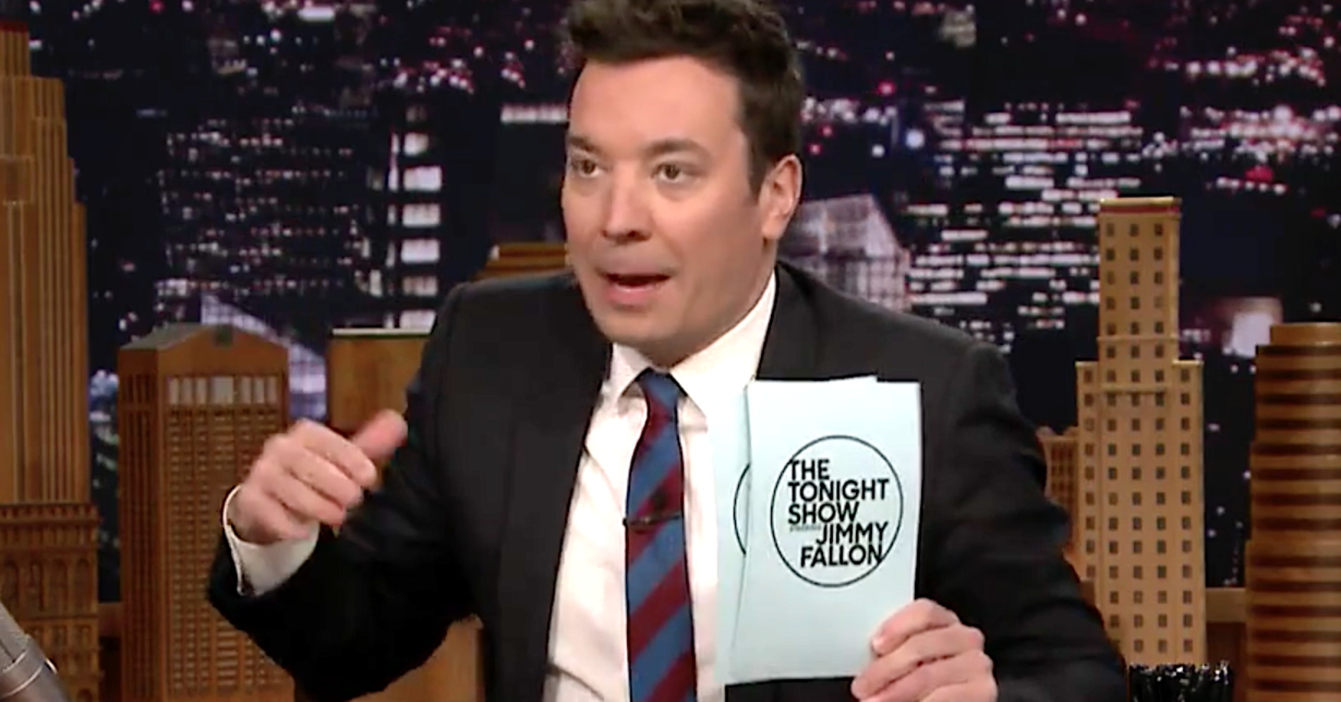 Jimmy Fallon Shares People's Worst First Dates, Proves Romance Is Dead