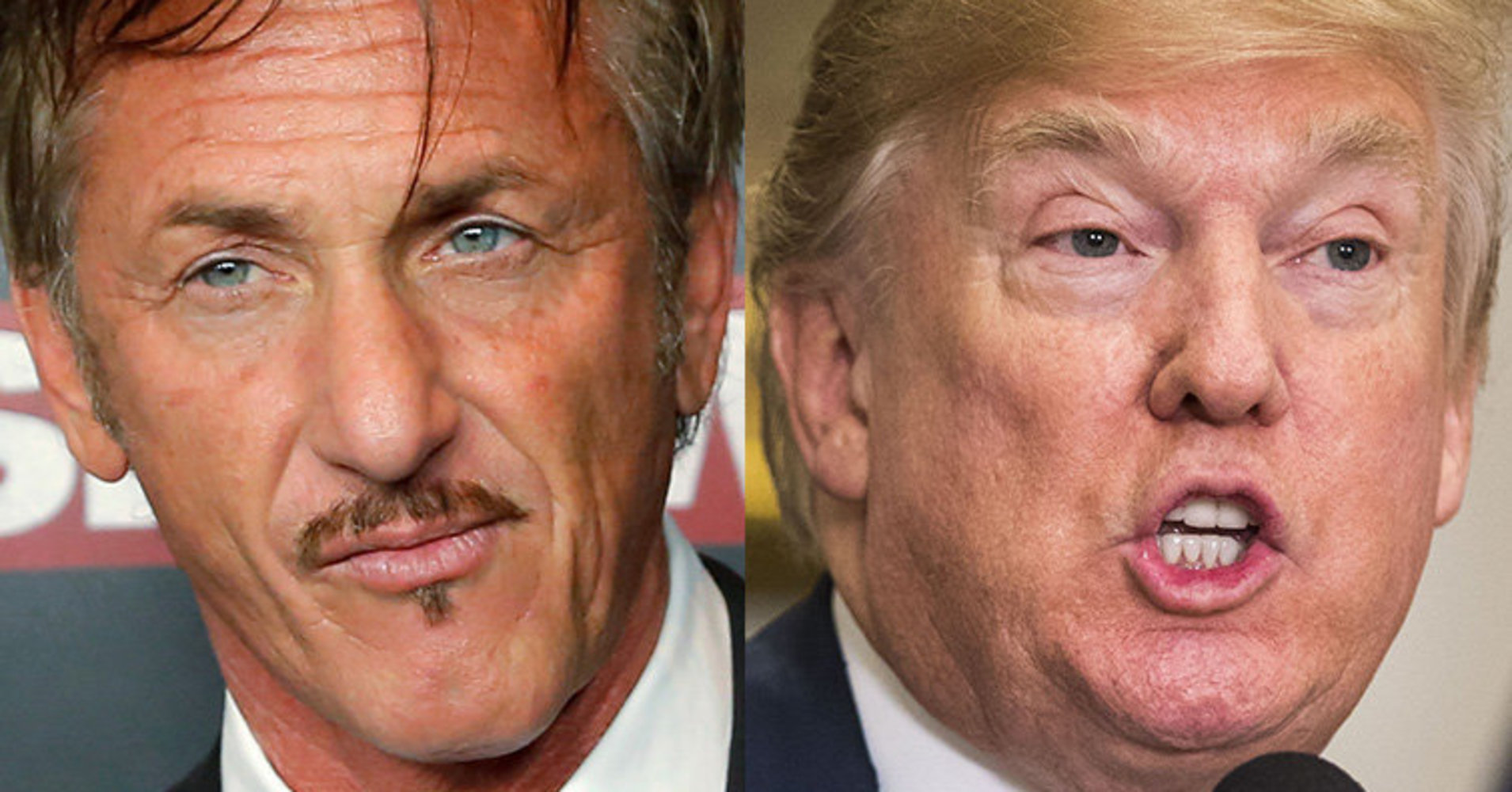 Sean Penn: Donald Trump Is An Enemy Of Compassion And Of The State