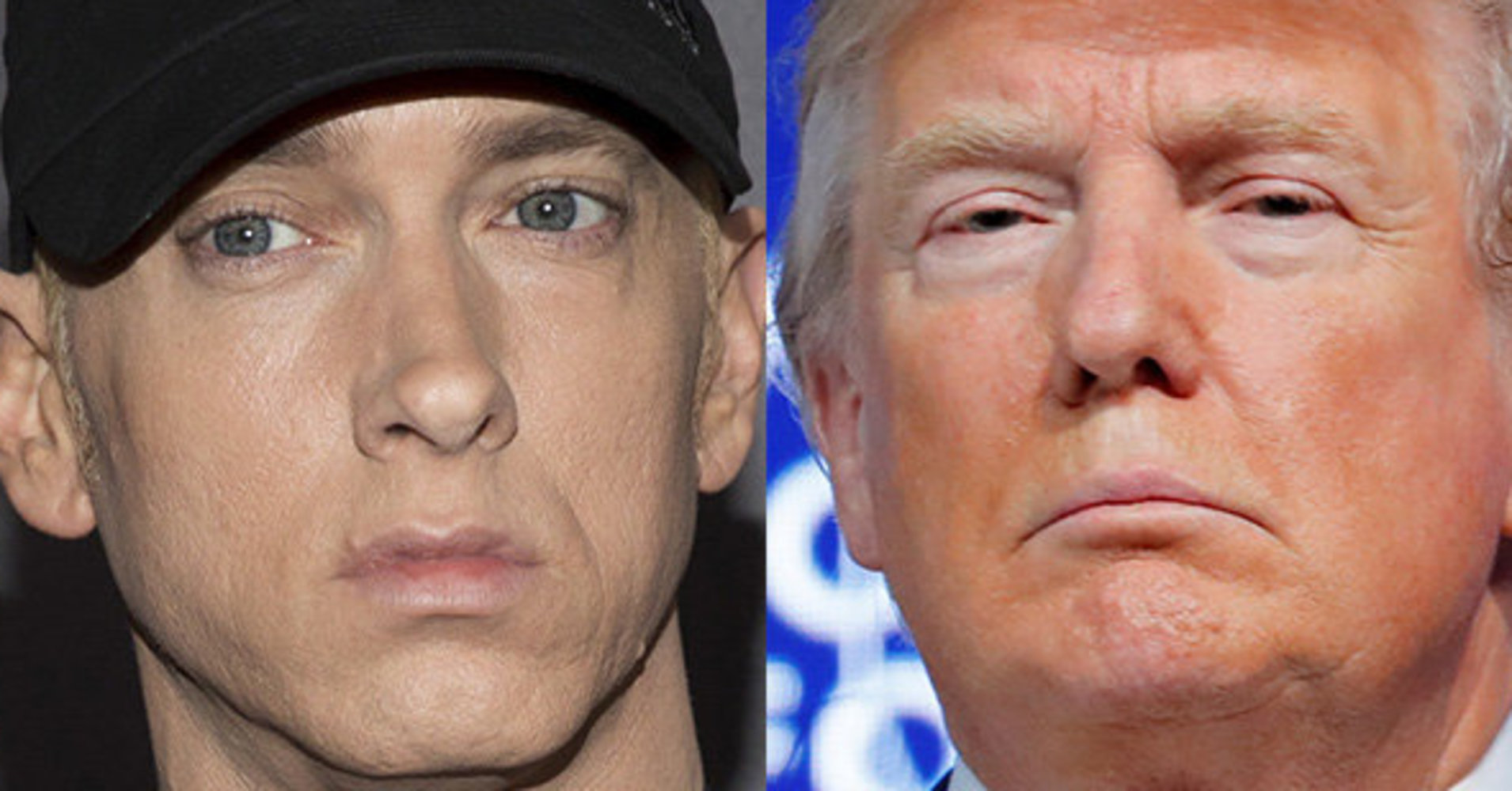 Eminem: 'A F**king Turd Would Have Been Better As A President' Than Donald Trump