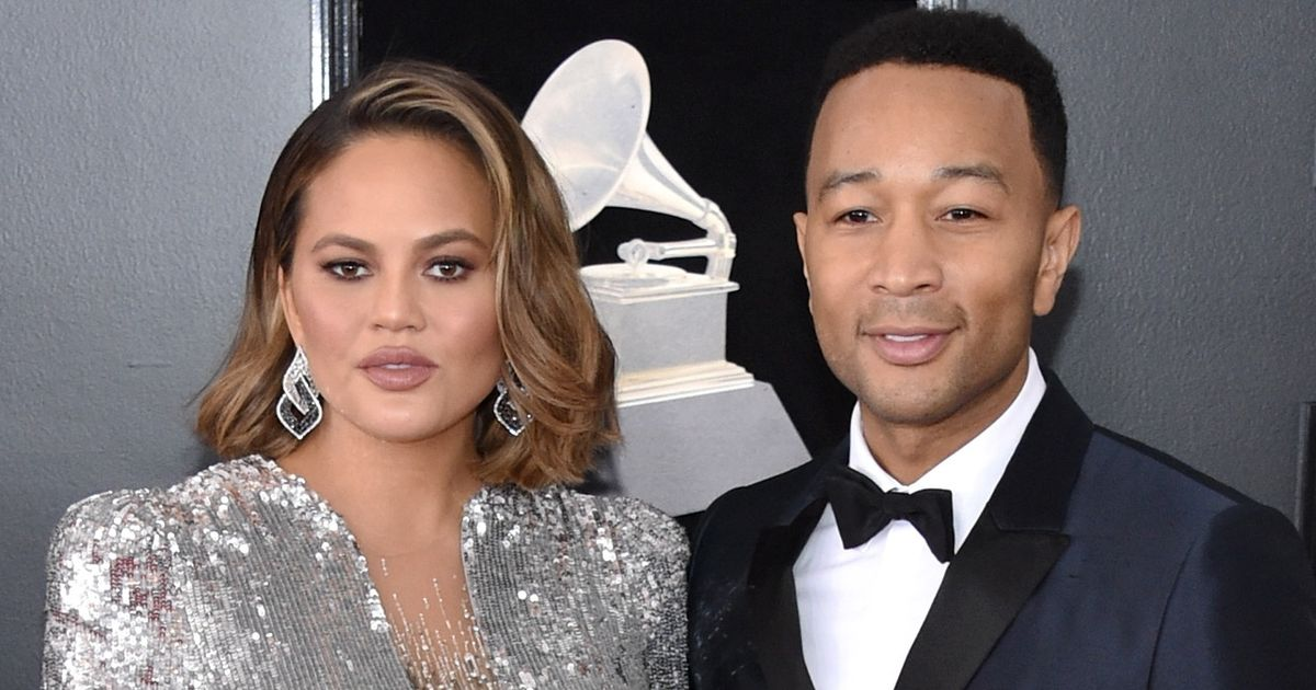 Chrissy Teigen and John Legend's amazing act of generosity ahead of Grammys