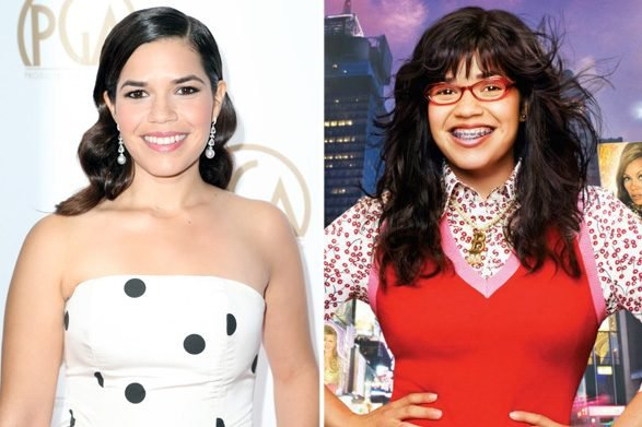Ugly Betty's America Ferrera pregnant with first baby