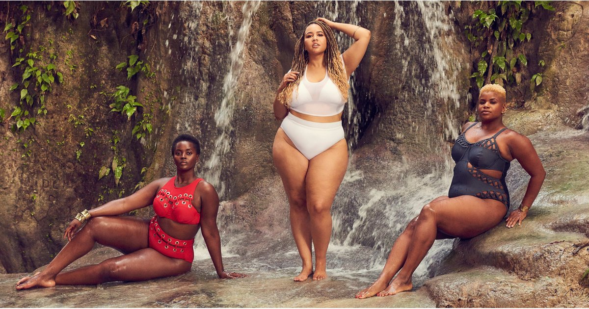 GabiFresh's New Swimsuit Collection Has a Powerful Message We All Can Relate to