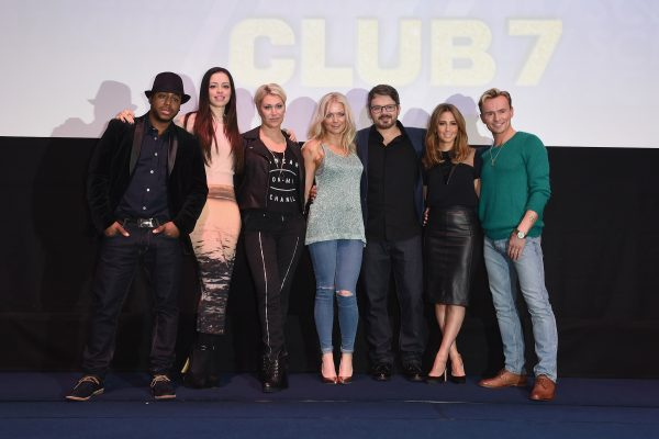 S Club 7's Paul Cattermole forced to put BRIT Award on eBay
