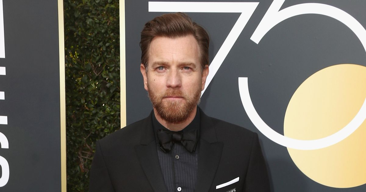 Ewan McGregor blasted by fans for caring more about sharks than his family