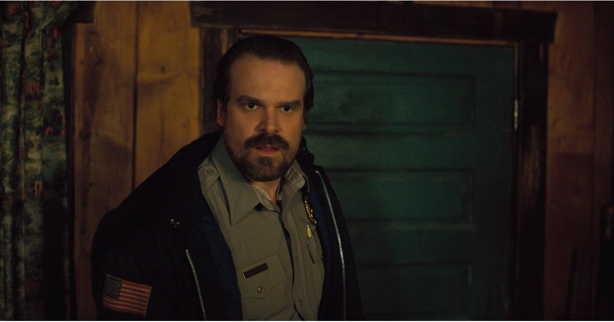 Forget Chief of Police — David Harbour Is Trying to Become the King of Twitter
