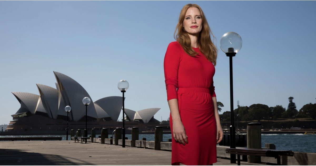Jessica Chastain Says We Need to Talk About Money If We Want to Close the Pay Gap
